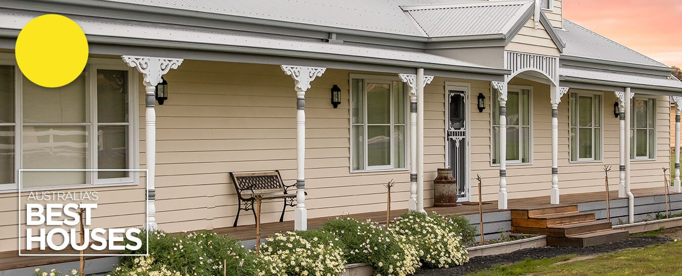 Country Style Homes Weatherboard Houses Drouin Builders Smarthomes