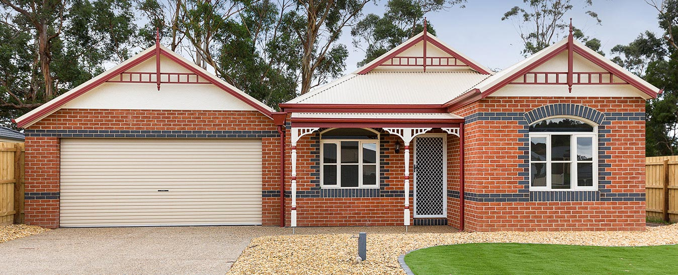 Country Style Homes Weatherboard Houses Drouin Builders