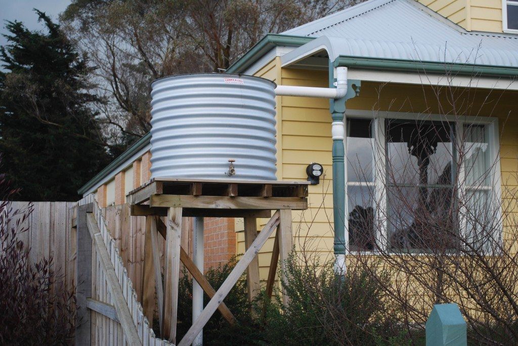 Feature Water Tank