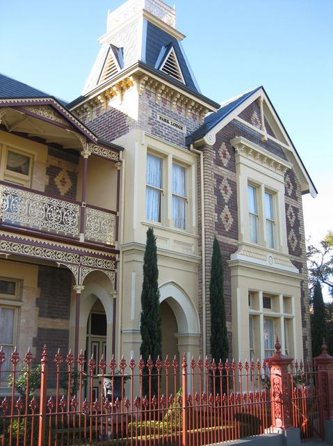Late Victorian Homes